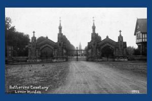 Battersea Cemetery, Lower Morden Lane, Morden