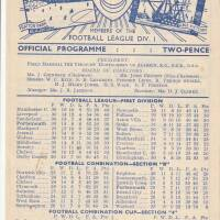 19500304 Millwall Home