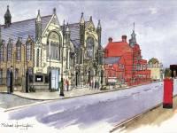 Queen's Road Baptist Church, Wimbledon