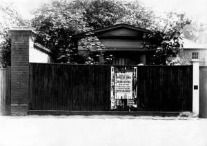 The Lodge, Spencer Manor House, Wimbledon