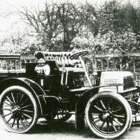 First engine: Napier
