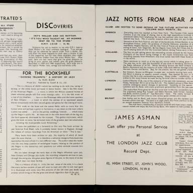 Jazz Illustrated Vol.1 No.1 November 1949 0009