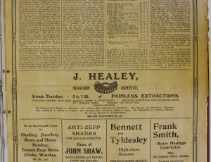Leigh Journal, Roll of Honour, Page 4