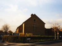 Church of the Ascension, Sherwood Park Road, Mitcham