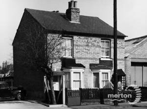 Nelson Grove Road: No's. 1 and 3