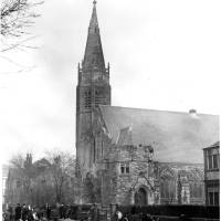 Wesleyan Church, Mersey Road, Blundellsands, May 1941