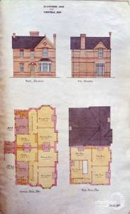 Plans for 9 Mayfield Road and 30 Kingswood Road