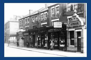 Wimbledon Hill Road: Shops
