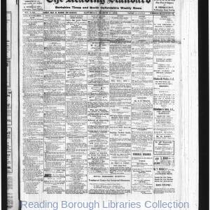 Reading Standard Etc 03-1919