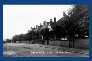 Vineyard Hill Road, Wimbledon