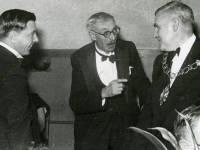Mayor's reception 1954