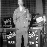 American Red Cross Service Club Volunteer Hostess