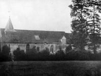 South side of Parish Church, Merton Park