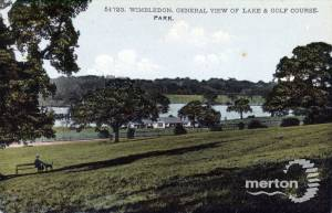 The Lake and the Golf Course, Wimbledon Park
