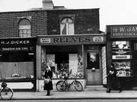 Merton High Street, Nos 115-119: Reeves