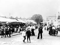 The Penny stalls, Mitcham Fair, Upper Green