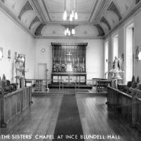 The Sisters Chapel at Ince Blundell Hall