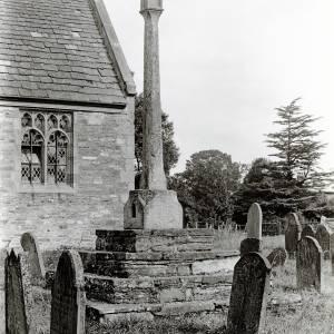 Blakemere cross, 1928