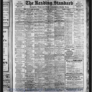 Reading Standard Etc 05-1918