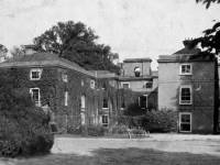 Morden Hall (rear view), Morden Hall Road
