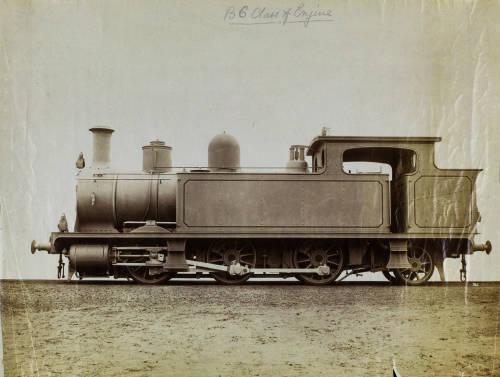 B6 class locomotive