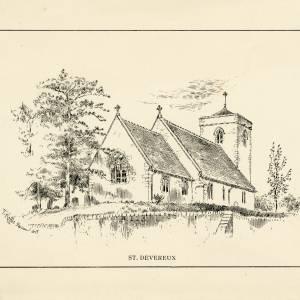 St Devereux Church