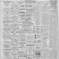 Hereford Journal - 17th August 1918