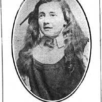1912, Miss Rachel Oddie, Lymm May Queen