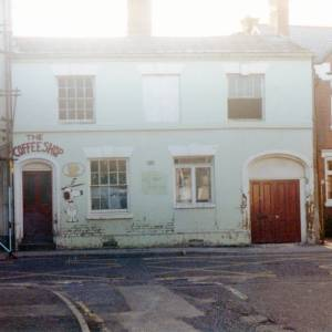 The Coffee Shop, Hereford, c1990