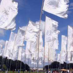 ' Flags' Mouth of Tyne Festival