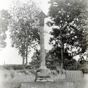 Upton Bishop, Old Gore Cross, 1928