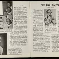 Jazz Illustrated Vol.1 No.1 November 1949 0004