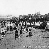 Southport Beach looking East