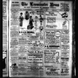 Leominster News - July 1915