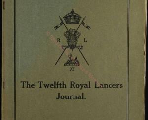 12th Lancers, 1911 April