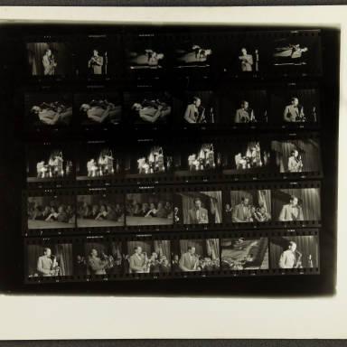 Butlins Jazz Weekend 1956 Contact sheet 005
