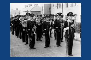 St. Helier British Legion Parade, Morden