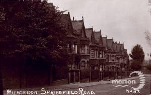 Springfield Road, Wimbledon