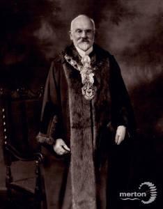 J.W.Ramshaw, Wimbledon councillor, 1931-33