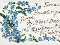 Haydons Road, No.186, Wimbledon: Christmas Greetings
