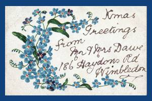 Haydons Road, No.186, Wimbledon: Christmas Greetings
