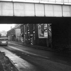 Albert Road, Jarrow. 1965