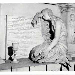 Tomb of Robert Middleton Biddulph, Ledbury Church, Herefordshire, d 1814