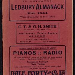 Tilley's Ledbury Almanack 1944
