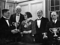 Mitcham Bowling Club Dinner, the White Hart