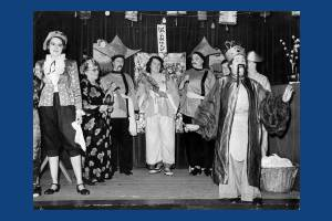 "A performance of ""Aladdin"" by the St. Helier Friendly Club"