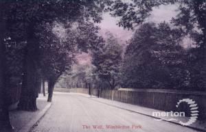 Arthur Road, The Well,  Wimbledon Park
