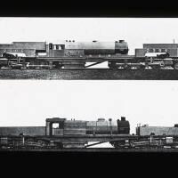 Unidentified locomotive - bottom image (CAR/4/8/1/53)