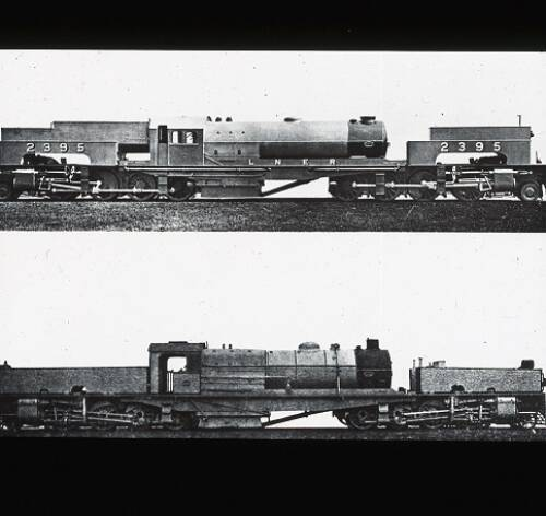 Garratt locomotives