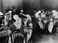 Nurses' Canteen at the Nelson Hospital